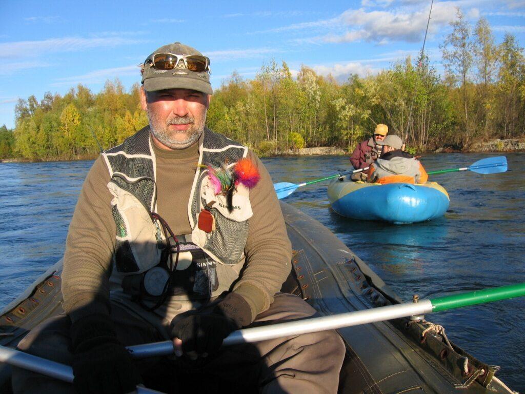 рыбалку на колыме и ее притоках
